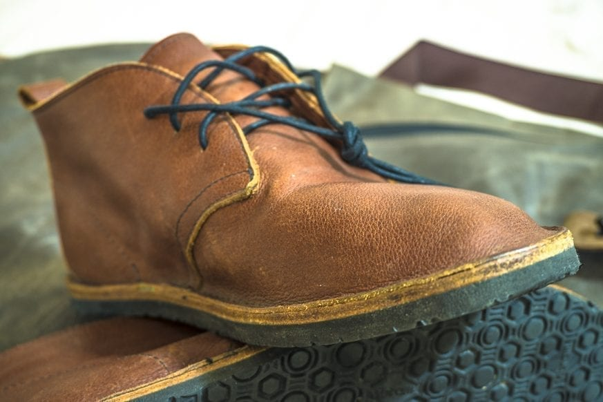 Soft Star Hawthorne Chukka Boots Review $190 BestLeather.org DSC01000