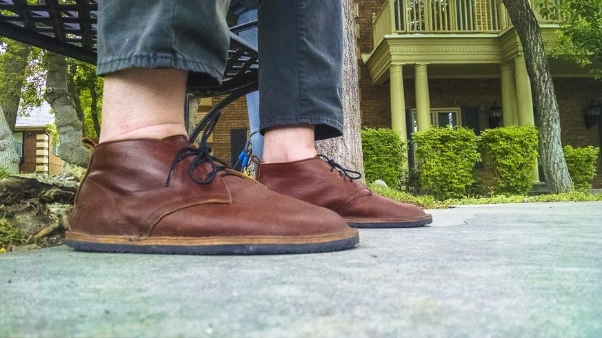 Soft Star Hawthorne Chukka Boots Review $190 BestLeather.org IMG_20160718_111449466
