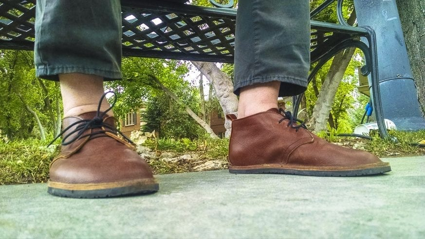 Soft Star Hawthorne Chukka Boots Review $190 BestLeather.org IMG_20160718_111504994