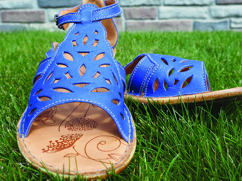 Tsonga Sandals 8