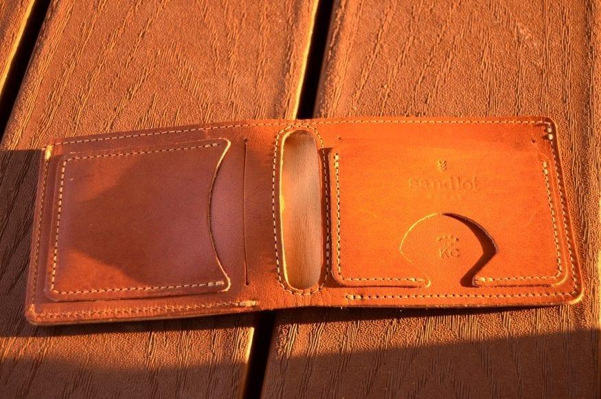 Sandlot Goods Billfold 11JPG