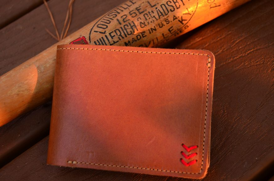 Sandlot Goods Billfold 6JPG