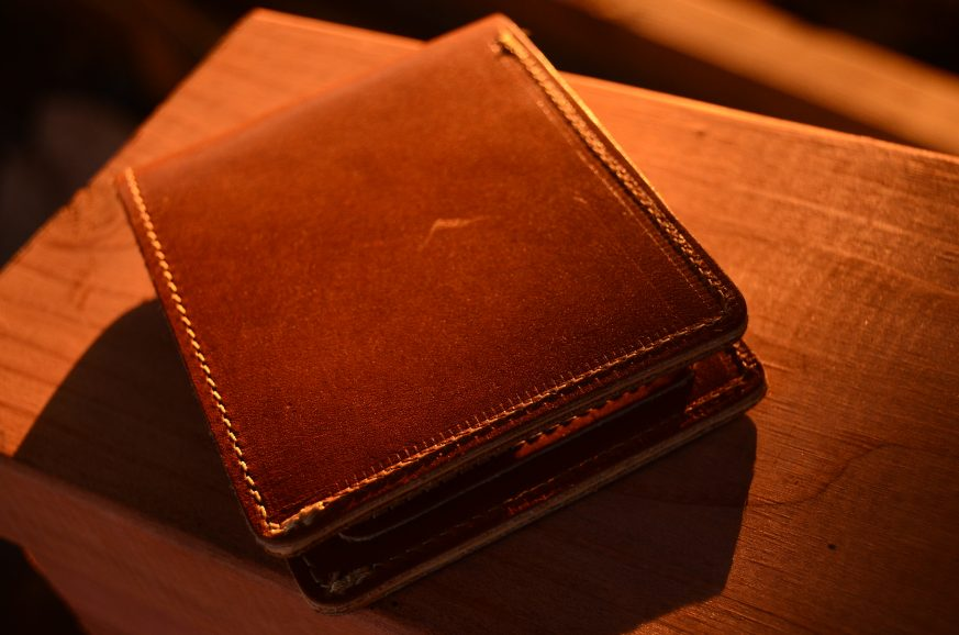 Sandlot Goods Billfold 8JPG