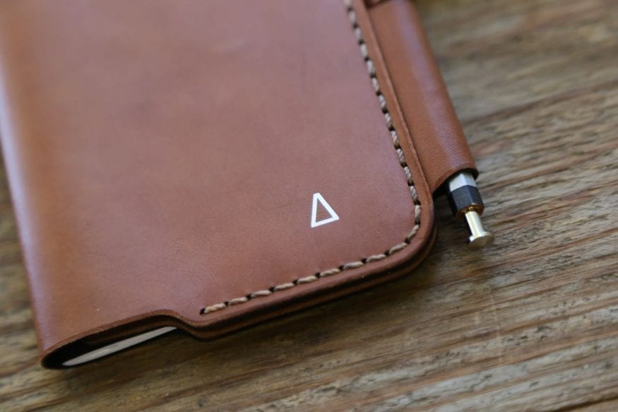 Alstad Carry Leather Notebook Review - 1