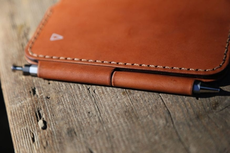 Alstad Carry Leather Notebook Review - 3