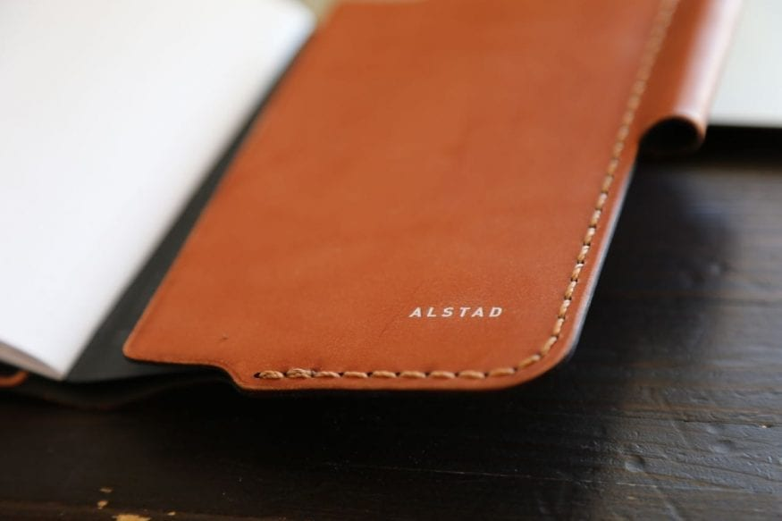 Alstad Carry Leather Notebook Review - 4