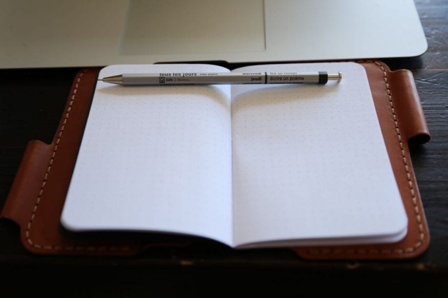 Alstad Carry Leather Notebook Review1 - 1