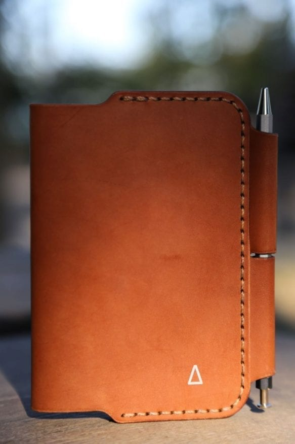 Alstad Carry Leather Notebook Review2 - 1