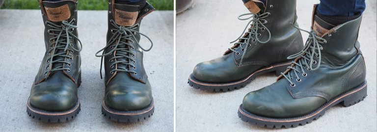 6e65b9a6a7b Thorogood Boots 1892 Tomahawk - $284 - BestLeather.org