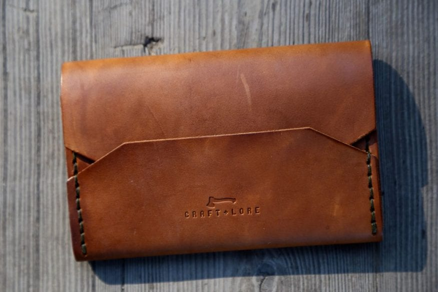 craft & lore enfold notebook cover review - 1