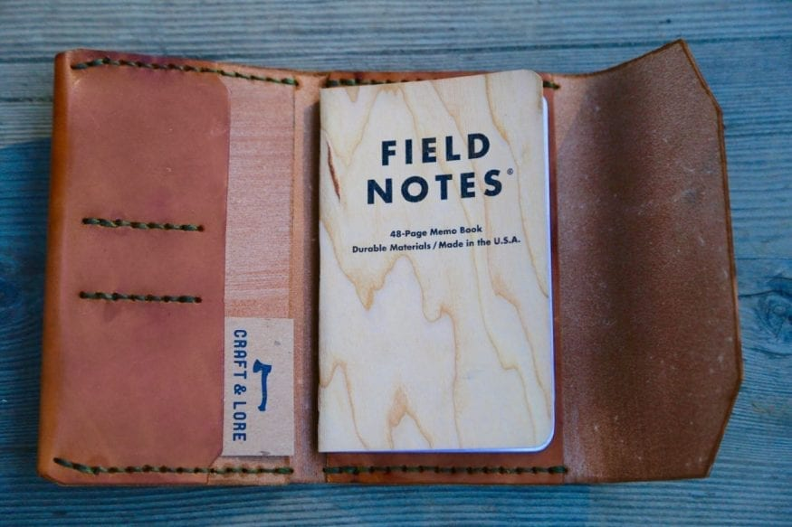 craft & lore enfold notebook cover review - 3