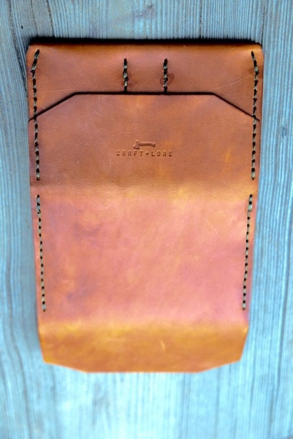 craft & lore enfold notebook cover review - 4