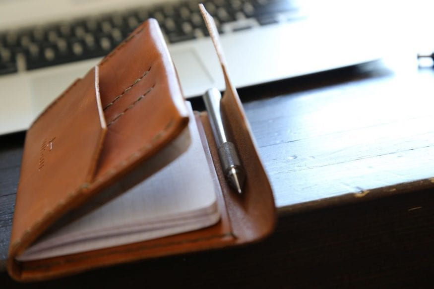 craft & lore enfold notebook cover review - 5