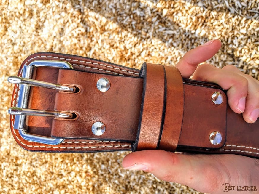 wallis-standard-leather-weightlifting-belt-review-150-bestleather ...