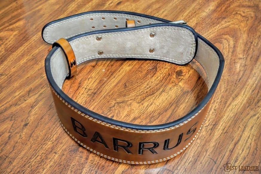 wallis-standard-leather-weightlifting-belt-review-150-bestleathera
