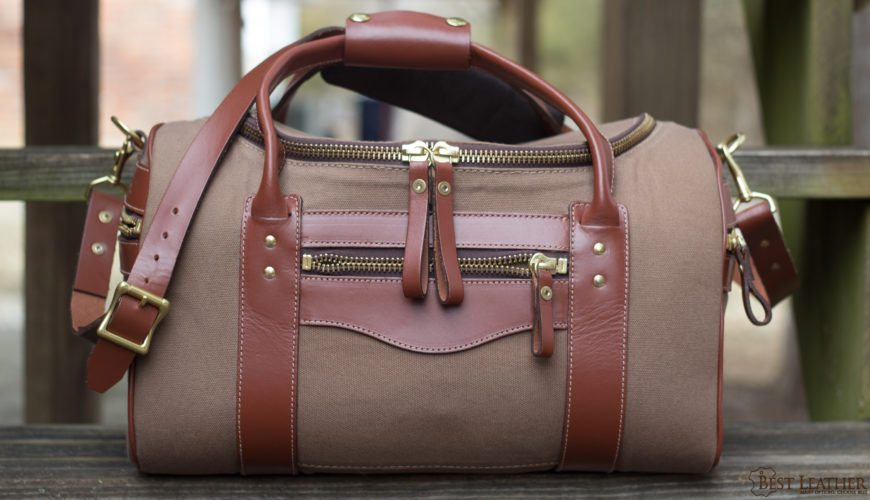 White Wing By Mission Mercantile Small Duffel Review 250 280