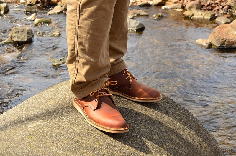 Red Wing Heritage Weekender Chukka Shoe