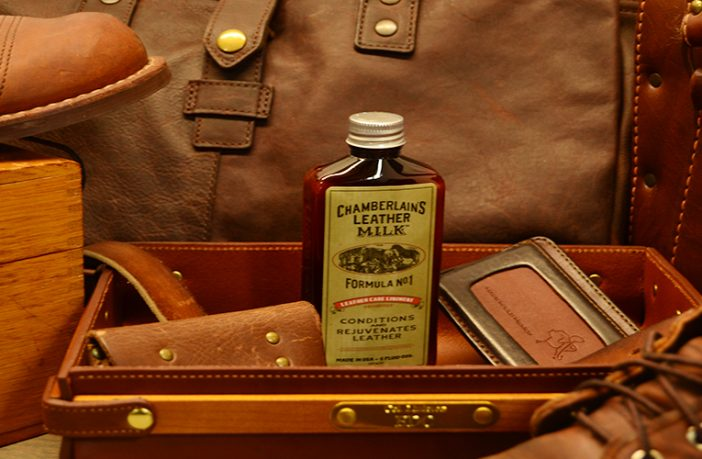 Chamberlain Leather Milk - Leather Reviews